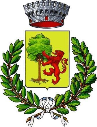 Lo stemma di Piancastagnaio
