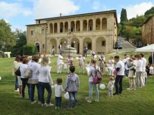 Montepulciano: flash mob