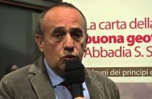 Fabrizio Tondi, Sindaco di Abbadia S. Salvatore
