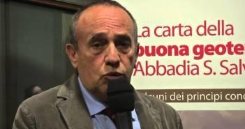 """Abbadia San Salvatore. Il Sindaco Tondi: """"Sulla VIA relativa alla centrale ENEL GP di Piancastagnaio, non sapevo nulla."""""""