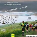 Val d'Orcia. Tuscany Crossing Valdorcia: Un sogno lungo…100 km