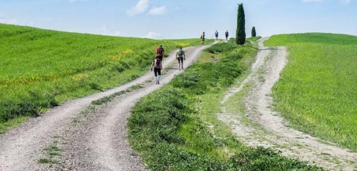 Val d'Orcia. Torna la Tuscany Crossing, un sogno lungo più di 100 Km