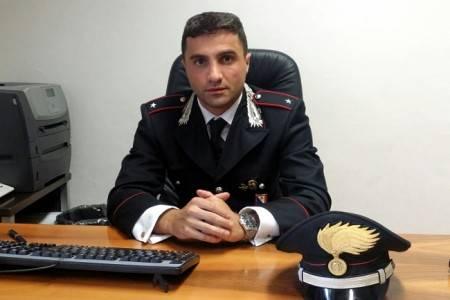 Angelo_Faraca_Comandante_Carabinieri