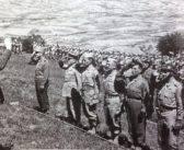 Castiglione d'Orcia. Il 74° anniversario della Liberazione