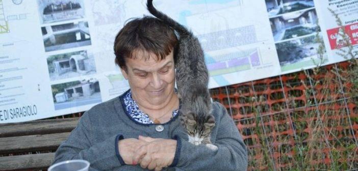 Piancastagnaio. Una domenica felice alla Rota tra i gatti dell'oasi e gli amici della Casa Famiglia