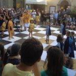 Santa Fiora. Torna la tradizione degli scacchi viventi