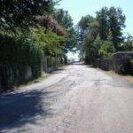 Santa Fiora. Iniziati i lavori di manutenzione stradale in Via Matteotti
