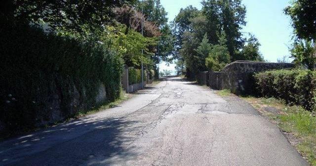 Santa Fiora - Via Matteotti