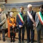 Santa Fiora. Il camino rinascimentale, torna in tutto il suo splendore a Palazzo Cesarini Sforza