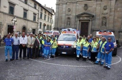Castel del Piano. Una Misericordia attenta e propositiva verso la riorganizzazione del sistema sanitario toscano