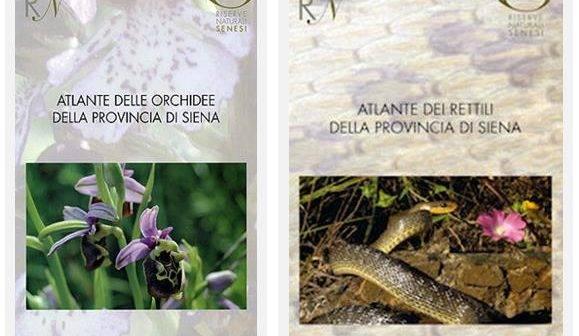 Siena e provincia. Disponibili i Quaderni Naturalistici della Provincia