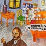 Montalcino. Alla Fattoria dei Barbi, in mostra le vignette a tema enoico del grande Emilio Giannelli