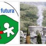 """Abbadia San Salvatore. Abbadia Futura: """"Ora fuori dalle aree idonee alla geotermia elettrica."""""""
