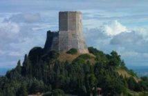 Rocca a Tentennano: immagine ripresa da travelingintuscany.com