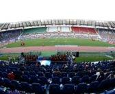 """Castiglione d'Orcia. Atleti in erba al """"Palio dei Comuni"""" di Roma, nell'ambito del Golden Gala di atletica"""