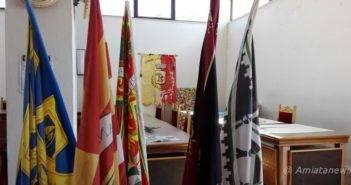 Piancastagnaio_Bandiere_Contrade_Sala_Comunale_IMG_20170726_111421