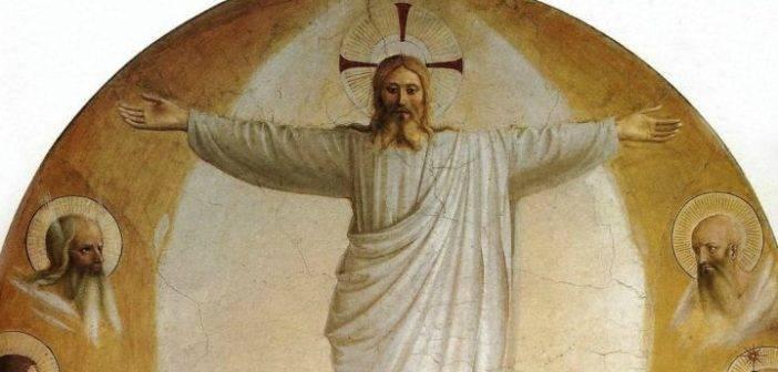 Beato_Angelico_Trasfigurazione_Gesù