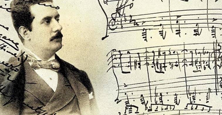 Giacomo_Puccini_Tosca_spartiti