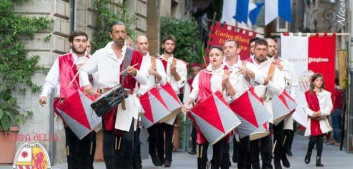 Pitigliano. Festa della Contea di Pitigliano e Palio dei Rioni
