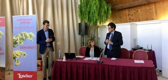 Grosseto. Loacker invita le aziende agricole locali a partecipare al PIF della Regione per la produzione sostenibile di nocciole.