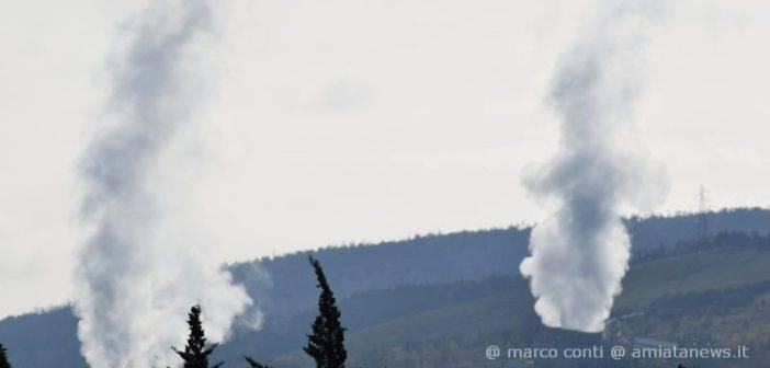 """Santa Fiora. Un Comune per Tutti: """"Basta altre centrali geotermiche sullAmiata, abbiamo già dato."""""""
