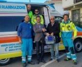 Santa Fiora. Il Comune dona alla Misericordia il defibrillatore professionale per l'ambulanza