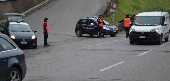 Monteriggioni. Arrestato dai Carabinieri, dopo la fuga durante un controllo a Monticiano