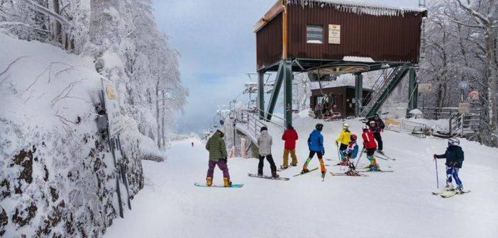 Amiata. Ottima neve e piste perfette