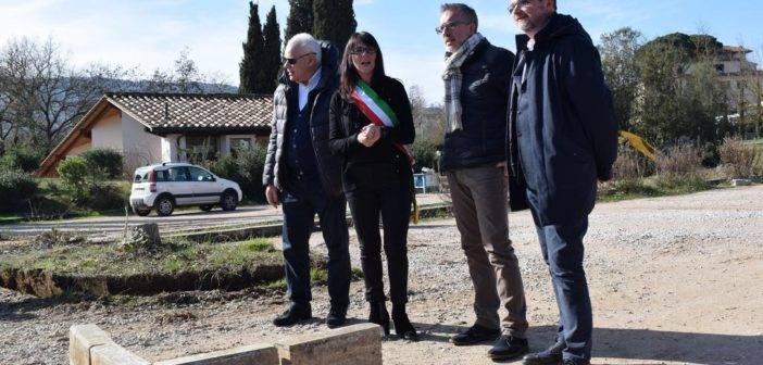 San Quirico d'Orcia. Inaugurato il nuovo stabilimento termale pubblico di Bagno Vignoni