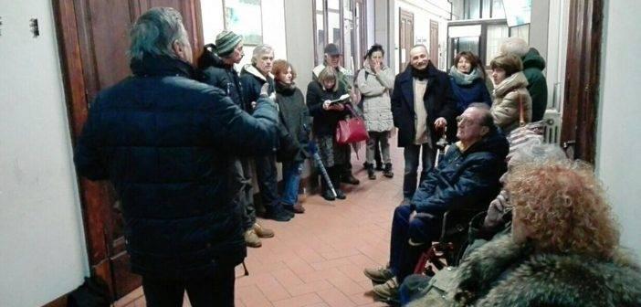 Abbadia S. Salvatore. Presentato il progetto ampliamento discarica Poggio alla Billa; dopo il sit-in di protesta, domani incontro tra i Comitati e il Sindaco