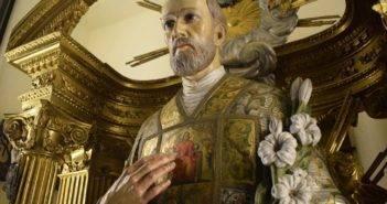 Piancastagnaio. La festa patronale di San Filippo Neri