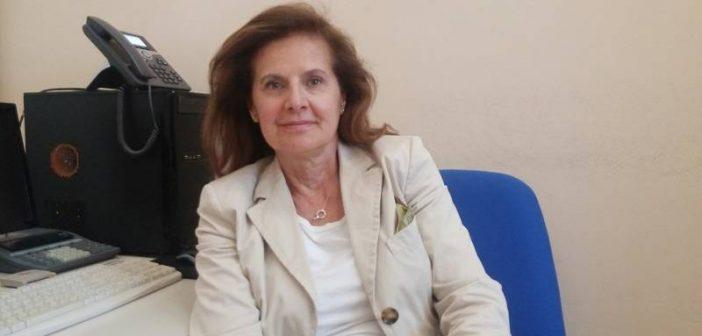 Lucia Lenzi, direttore del Dipartimento tecnico scientifico della Riabilitazione