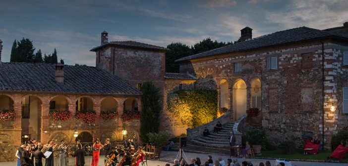 Pienza. 30 anni di incontri musicali in Terra di Siena.