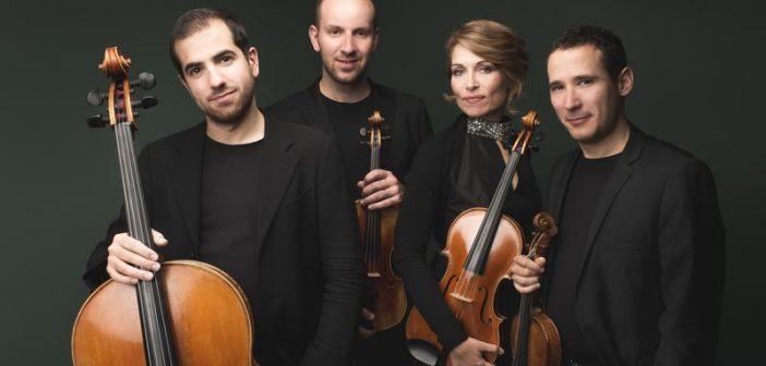 Santa Fiora. Festival Internazionale: il Quartetto Nous al convento della SS. Trinità