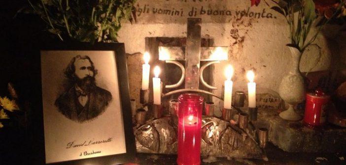 """Arcidosso. 140° dalla morte di David Lazzaretti: si presenta il il libro """"Francesco Tommencioni – Scritti"""""""