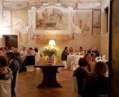Piancastagnaio. Palio, la bellezza della Festa celebrata con una cena al Convento; protagonista lo chef stellato Roberto Rossi