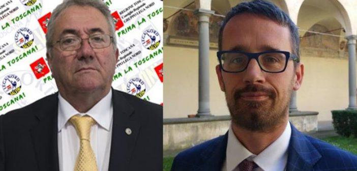 """Grosseto e provincia. Casucci e Salvini (LN): """"Scatta l'allarme peste suina: il problema dei cinghiali è ancora irrisolto. La Regione si assuma le proprie responsabilità."""""""