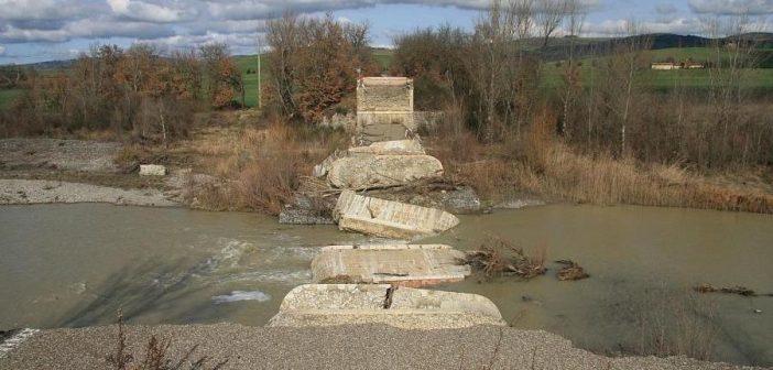 """Val d'Orcia. Ponte """"Nove Luci"""": chiesti finanziamenti ministeriali"""