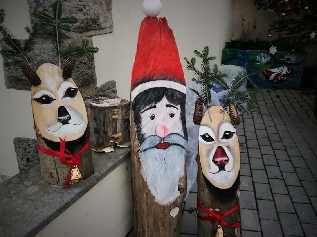 Immagini Natale 1024x768.Piancastagnaio A Natale Ogni Scherzo Non Vale Ladruncoli