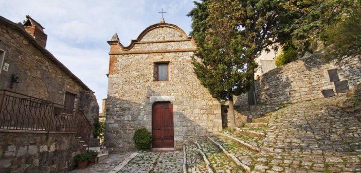 Rocca d'Orcia. Torna la Festa di San Sebastiano
