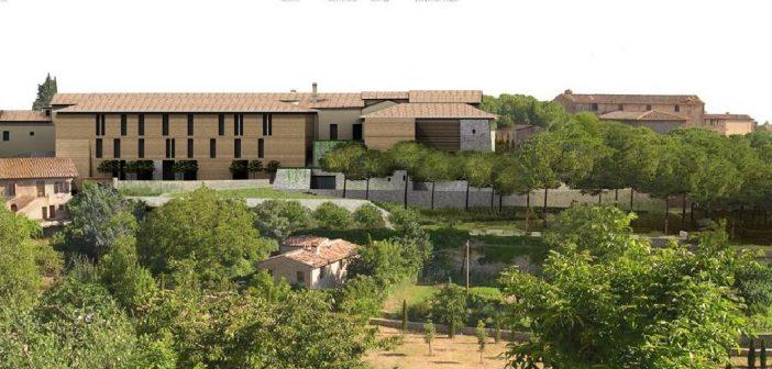 S. Gimignano. Nuova vita per l'ex ospedale Santa Fina con l'opera di riqualificazione strutturale e funzionale voluta da ASL e Comune