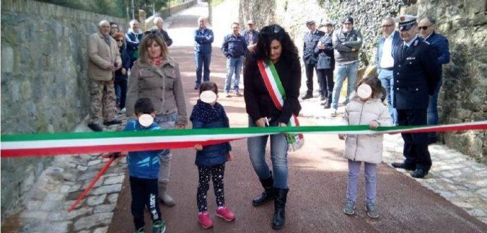 Cinigiano_Castel_Porrona_Taglio_nastro_Via_della_Paggia_20190406_00