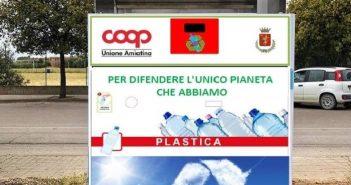 Pienza_Coop_Amiatina_Ecocompattatore_bottiglie_plastica_01
